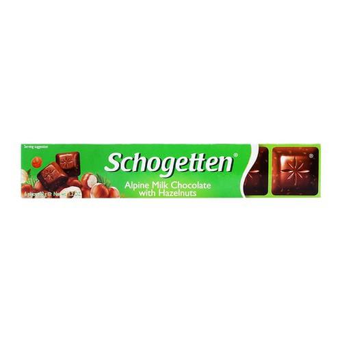 Sôcôla sữa nhân hạt dẻ Schogetten – thanh nhỏ 33g - 5757490 , 12218039 , 15_12218039 , 47000 , Socola-sua-nhan-hat-de-Schogetten-thanh-nho-33g-15_12218039 , sendo.vn , Sôcôla sữa nhân hạt dẻ Schogetten – thanh nhỏ 33g