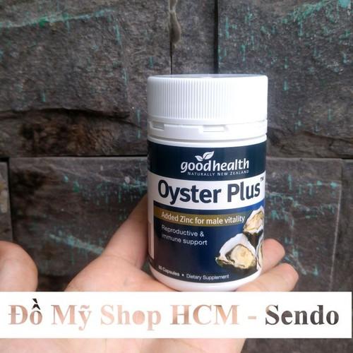 Viên Uống Tinh Chất Hàu Oyster Plus Goodhealth Úc - 60 Viên - 10881340 , 12227121 , 15_12227121 , 270000 , Vien-Uong-Tinh-Chat-Hau-Oyster-Plus-Goodhealth-Uc-60-Vien-15_12227121 , sendo.vn , Viên Uống Tinh Chất Hàu Oyster Plus Goodhealth Úc - 60 Viên