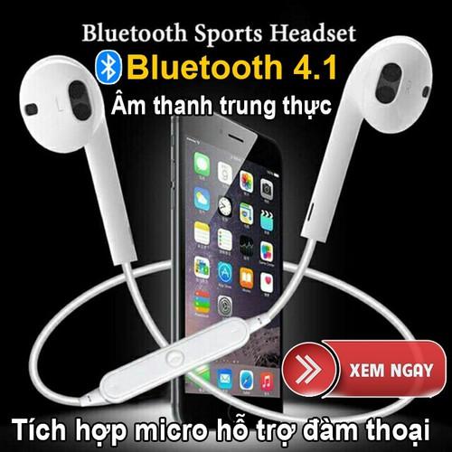 Tai phone không dây bluetooth S6 | Tai phone bluetooth