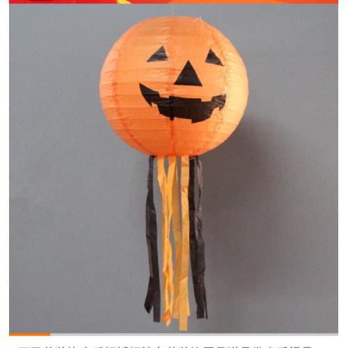 Đèn lồng trang trí Halloween quả bí ngô - 10880368 , 12221163 , 15_12221163 , 40000 , Den-long-trang-tri-Halloween-qua-bi-ngo-15_12221163 , sendo.vn , Đèn lồng trang trí Halloween quả bí ngô