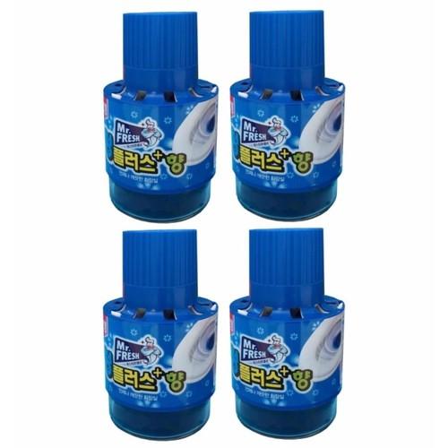Bộ 4 chai thả bồn cầu tự động làm sạch diệt khuẩn và làm thơm Mr.Fresh - 5755236 , 12215005 , 15_12215005 , 250000 , Bo-4-chai-tha-bon-cau-tu-dong-lam-sach-diet-khuan-va-lam-thom-Mr.Fresh-15_12215005 , sendo.vn , Bộ 4 chai thả bồn cầu tự động làm sạch diệt khuẩn và làm thơm Mr.Fresh