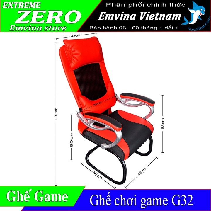 Ghế Chơi Game - ghế văn phòng - G32 3
