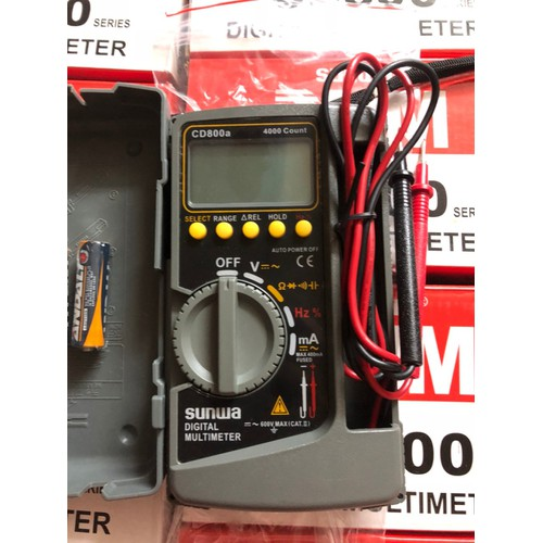 đồng hồ vạn năng sunwa CD800A - 5759491 , 12222043 , 15_12222043 , 590000 , dong-ho-van-nang-sunwa-CD800A-15_12222043 , sendo.vn , đồng hồ vạn năng sunwa CD800A