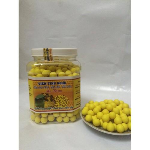 500g viên tinh nghệ mật ong dầu dừa gửi mẹ bống