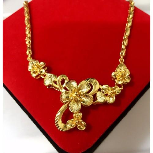 dây chuyền cưới dát vàng - 4439345 , 12225954 , 15_12225954 , 279000 , day-chuyen-cuoi-dat-vang-15_12225954 , sendo.vn , dây chuyền cưới dát vàng