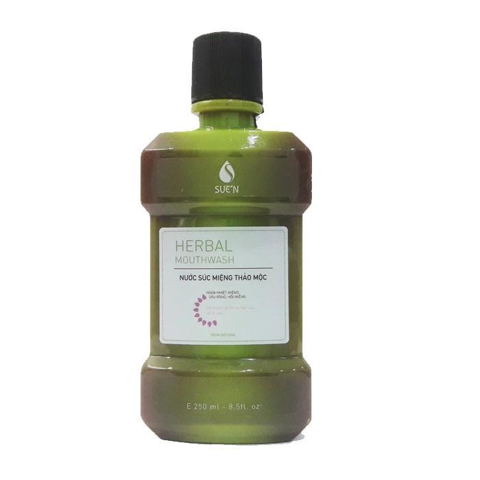 Nước súc miệng thảo dược herbalmouwash 3
