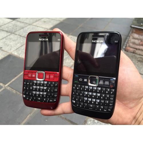 Điện thoại Nokia E63 - 6622173 , 13292728 , 15_13292728 , 360000 , Dien-thoai-Nokia-E63-15_13292728 , sendo.vn , Điện thoại Nokia E63