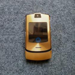 Điện thoại nắp gập Motorola v3i full phụ kiện
