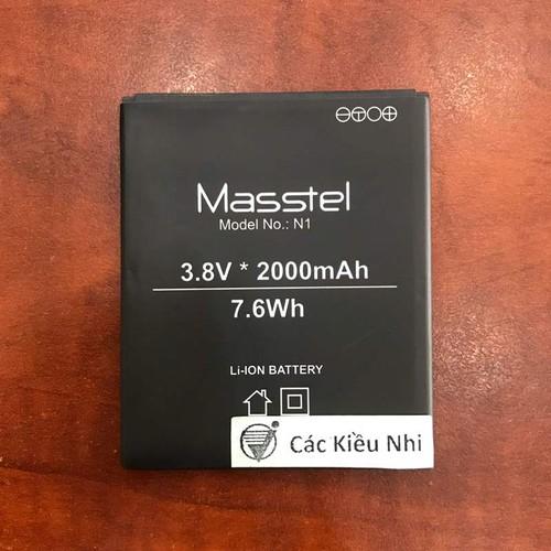 Pin Masstel N1 chính hãng bảo hành 6 tháng