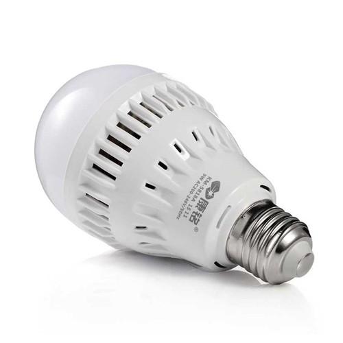 Bóng đèn tích điện cao cao cấp SUNTEK KM–5818A 9W