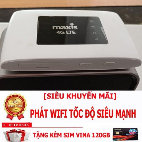 Bộ phát wifi 4G- Phát 4G từ siêu mạnh siêu tốc độ MF920V