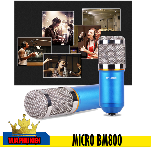 Micro Thu Âm Chuyên Nghiệp BM800 - 5767294 , 12236124 , 15_12236124 , 429000 , Micro-Thu-Am-Chuyen-Nghiep-BM800-15_12236124 , sendo.vn , Micro Thu Âm Chuyên Nghiệp BM800