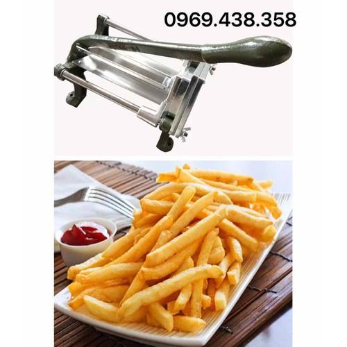 máy cắt khoai tây KFC