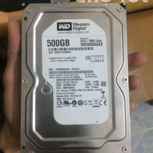Ổ cứng máy tính để bàn HDD 500gb sata - hàng bóc máy