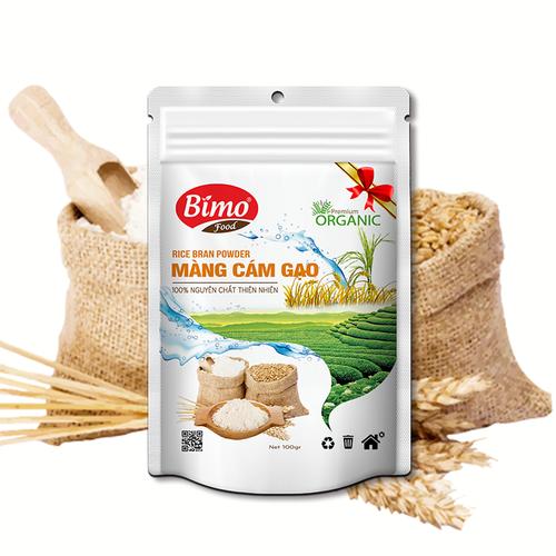 Bột Màng Cám Gạo Nguyên Chất 100gr