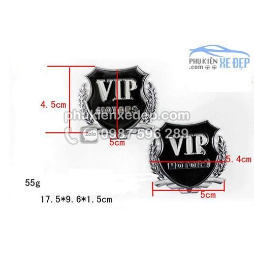 Huy hiệu VIP trang trí xe - 5772162 , 12241830 , 15_12241830 , 60000 , Huy-hieu-VIP-trang-tri-xe-15_12241830 , sendo.vn , Huy hiệu VIP trang trí xe