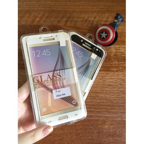 Kính cường lực full màn hình Samsung J7 Plus