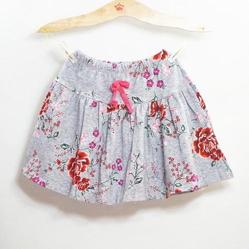 Váy thun bé gái hoa size đại
