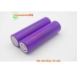 Pin Sạc Lithium 18650 - 3.7V 800mAh Màu Xanh