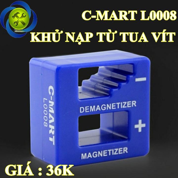 Khử nạp từ tua vít C-MART L0008 1