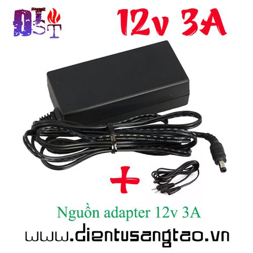 Nguồn adapter 12v 3A - 5774409 , 12244383 , 15_12244383 , 150000 , Nguon-adapter-12v-3A-15_12244383 , sendo.vn , Nguồn adapter 12v 3A