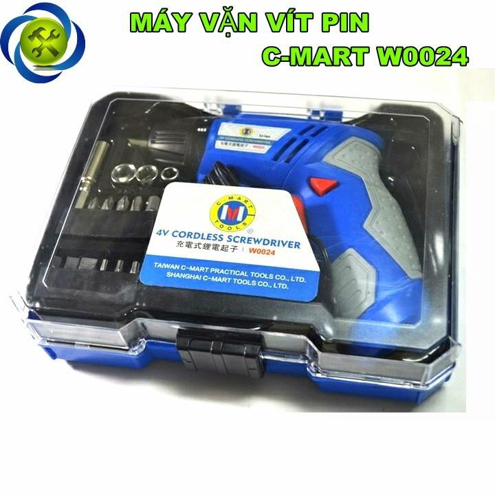 Máy vặn vít pin C-MART W0024 1