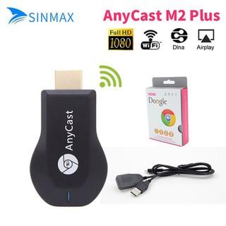 HDMI Không Dây M4 Plus Truyền Hình Ảnh Điện Thoại Lên Tivi - pdbt-190 thumbnail