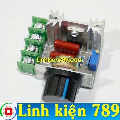 Mạch điều khiển Triac Dimmer AC220V - 2000W