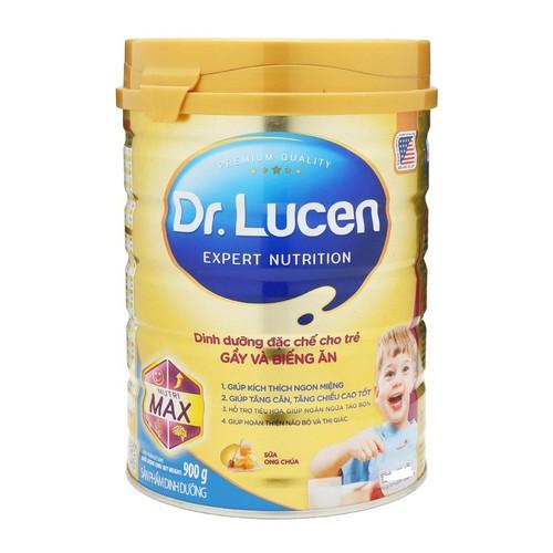 Sữa Dr. Lucen NutriMax cho trẻ GẦY và BIẾNG ĂN