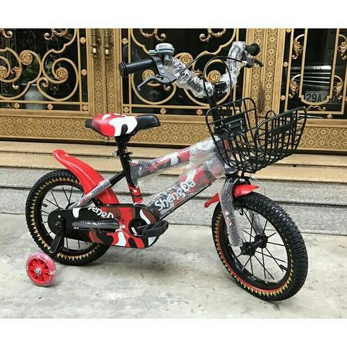 Xe đạp thể thao shengda bánh 12 inch cho bé 3 4t