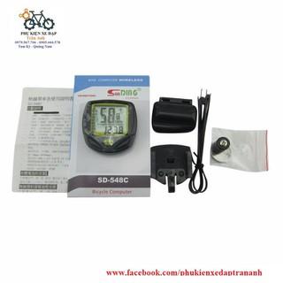 Đồng hồ KM không dây Sunding SD548C [ĐƯỢC KIỂM HÀNG] 12262356 - 12262356 thumbnail
