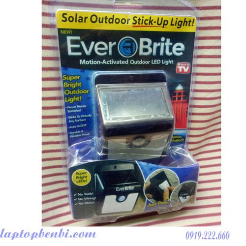 ĐÈN EVER BRITE - đèn năng lượng mặt trời