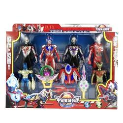 Mô hình Bộ 4 anh em siêu nhân cho bé