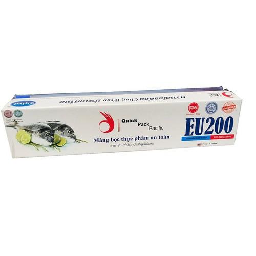 Màng bọc thực phẩm chịu nhiệt lò vi sóng EUFOOD PVC EU200 30cm x 150m