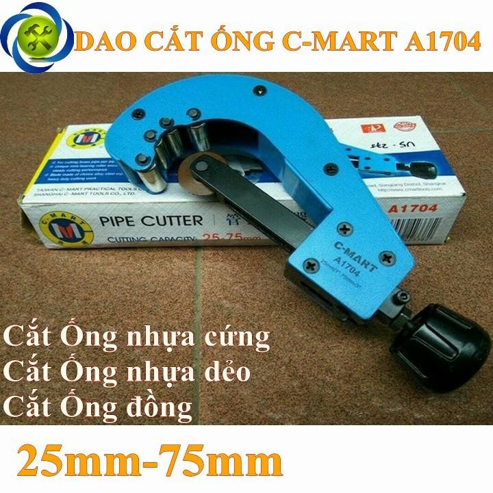 Dao cắt ống đồng C-MART A1704 25mm-75mm 1
