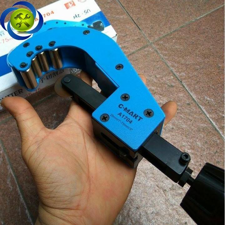 Dao cắt ống đồng C-MART A1704 25mm-75mm 4