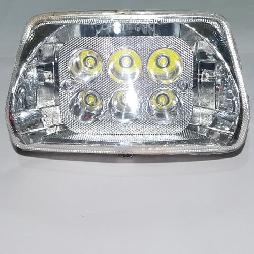 đèn pha led xe Dr