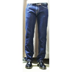 Quần jeans ống suông 2019