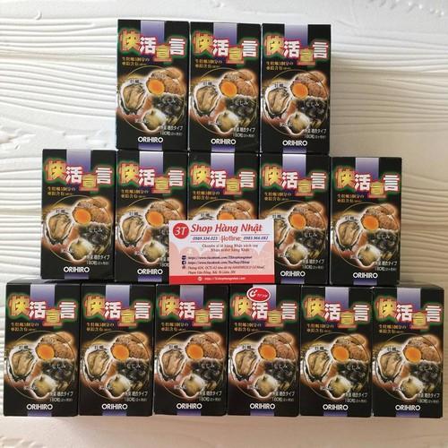 Viên uống Tinh chất hàu tươi, tỏi, nghệ Orihiro - Nhật Bản - 5787954 , 12263048 , 15_12263048 , 540000 , Vien-uong-Tinh-chat-hau-tuoi-toi-nghe-Orihiro-Nhat-Ban-15_12263048 , sendo.vn , Viên uống Tinh chất hàu tươi, tỏi, nghệ Orihiro - Nhật Bản