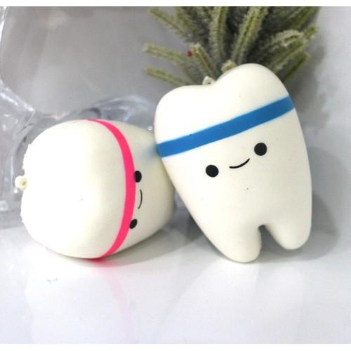 Squishy Stress Chiếc Răng