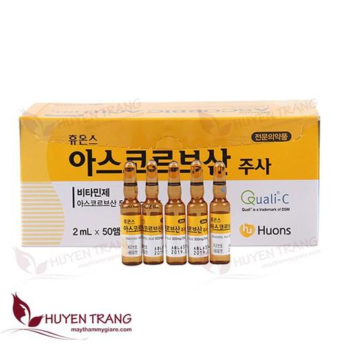 Serum Vitamin C Dưỡng Trắng Chống Lão Hóa Da