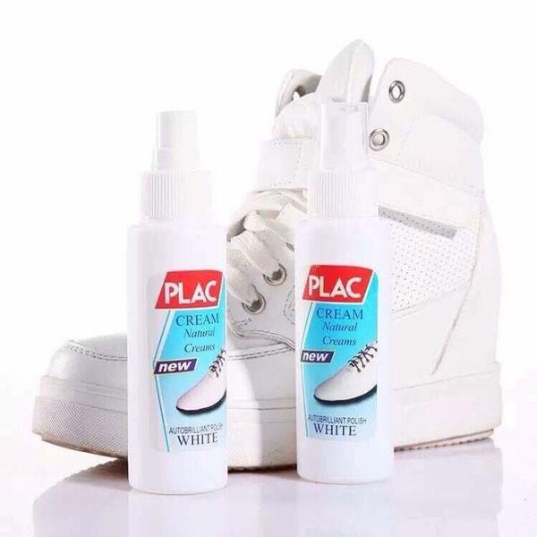Chai xịt tẩy trắng giày Plac - Chai xịt tẩy trắng giày Plac 3