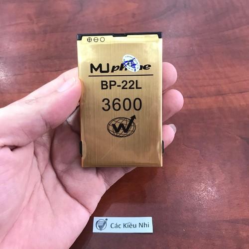 Pin MUphone MU phone M280 BP-22L - 5790363 , 12265826 , 15_12265826 , 204000 , Pin-MUphone-MU-phone-M280-BP-22L-15_12265826 , sendo.vn , Pin MUphone MU phone M280 BP-22L