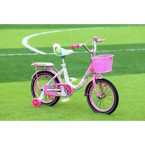 Xe đạp mini nữ bánh 14 cho bé gái 4-5t - 5788465 , 12263492 , 15_12263492 , 770000 , Xe-dap-mini-nu-banh-14-cho-be-gai-4-5t-15_12263492 , sendo.vn , Xe đạp mini nữ bánh 14 cho bé gái 4-5t