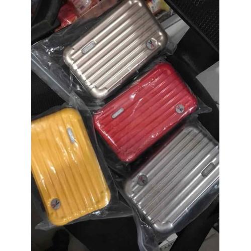Túi vali xách nữ