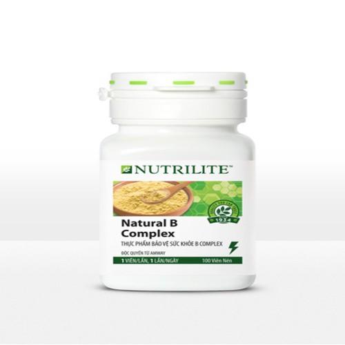 Vitamin B Complex Nutrilite Amway 100 viên - Dạng viên nén - 5795857 , 12273033 , 15_12273033 , 512000 , Vitamin-B-Complex-Nutrilite-Amway-100-vien-Dang-vien-nen-15_12273033 , sendo.vn , Vitamin B Complex Nutrilite Amway 100 viên - Dạng viên nén