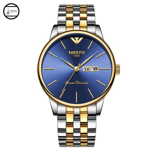Đồng hồ nam Nibosi 2332 hàng chính hãng fullbox, đầy đủ phụ kiện