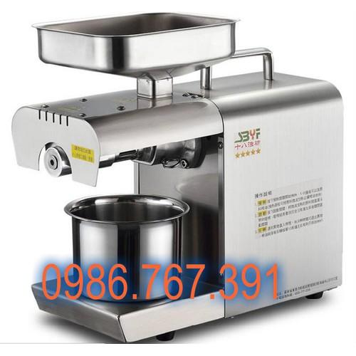Máy ép dầu lạc vừng đậu tương dừa bơ giá tốt YF-J503-1