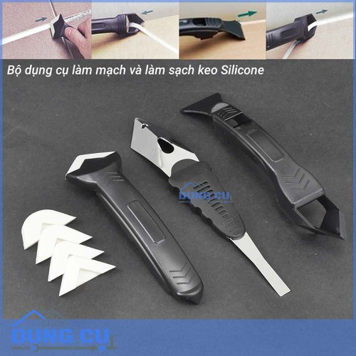 Trọn bộ làm mạch keo silicone chuyên dụng - 5791196 , 12266808 , 15_12266808 , 289000 , Tron-bo-lam-mach-keo-silicone-chuyen-dung-15_12266808 , sendo.vn , Trọn bộ làm mạch keo silicone chuyên dụng