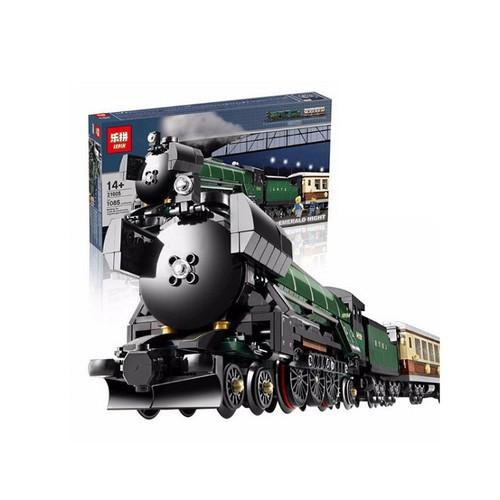 Lắp ráp xếp hình mô hình tàu hỏa Xanh Lục Bảo chở khách 1109 khối - 5790245 , 12265561 , 15_12265561 , 1200000 , Lap-rap-xep-hinh-mo-hinh-tau-hoa-Xanh-Luc-Bao-cho-khach-1109-khoi-15_12265561 , sendo.vn , Lắp ráp xếp hình mô hình tàu hỏa Xanh Lục Bảo chở khách 1109 khối